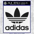 Adidas Retro Decal Black Vinyl 120x120