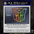 Autobot Decal Sticker Transformers ALT Glitter Sparkle 120x120