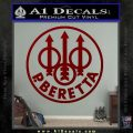 Beretta Retro CR Decal Sticker DRD Vinyl 120x120