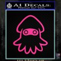 Blooper Decal Sticker Super Mario Pink Hot Vinyl 120x120