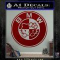 Hello Kitty BMW Decal Sticker DRD Vinyl 120x120