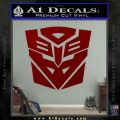 Transformers Ancient Hybrid Decal Sticker DRD Vinyl 120x120