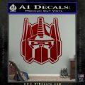 Transformers Decepticon Decal Sticker New DRD Vinyl 120x120