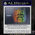 Transformers Decepticon Decal Sticker New Glitter Sparkle 120x120