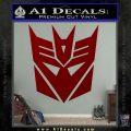 Transformers Decepticons Decal Sticker tf DRD Vinyl 120x120