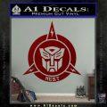 Transformers Nest Emblem D1 Decal Sticker DRD Vinyl 120x120
