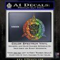 Transformers Nest Emblem D1 Decal Sticker Glitter Sparkle 120x120