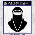 Emperor's Royal Guard Decal Sticker Black Vinyl 120x120