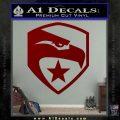 GI Joe Decal Sticker Shield DRD Vinyl 120x120