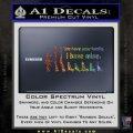 Gun Family Decal Sticker D2 Glitter Sparkle1 120x120