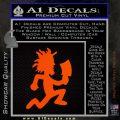 Hatchet Man Decal Sticker ICP Orange Emblem 120x120
