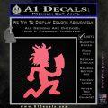 Hatchet Man Decal Sticker ICP Pink Emblem 120x120