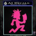 Hatchet Man Decal Sticker ICP Pink Hot Vinyl 120x120
