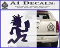 Hatchet Man Decal Sticker ICP PurpleEmblem Logo 120x97