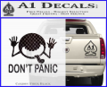 Hitchhikers Guide To The Galaxy Decal Sticker A CFB Vinyl 120x97