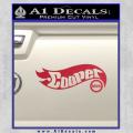 Hot Wheels Mini Cooper D1 Decal Sticker Red Vinyl 120x120