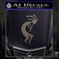 Kokopelli D1 Decal Sticker 2 Pack CFC Vinyl 120x120