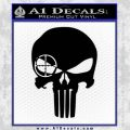 Navy Seal Skull D1 Decal Sticker 21 120x120