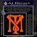 Scarface Tony Montana Crest Decal Sticker 11 120x120