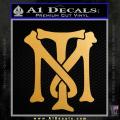 Scarface Tony Montana Crest Decal Sticker 16 120x120