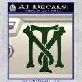 Scarface Tony Montana Crest Decal Sticker 18 120x120