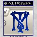Scarface Tony Montana Crest Decal Sticker 21 120x120