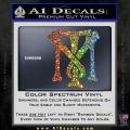 Scarface Tony Montana Crest Decal Sticker 8 120x120