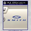 Smith Optics Decal Sticker Blue Vinyl 120x120