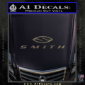 Smith Optics Decal Sticker CFC Vinyl 120x120