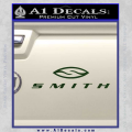 Smith Optics Decal Sticker Dark Green Vinyl 120x120