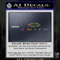 Smith Optics Decal Sticker Spectrum Vinyl 120x120