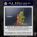 Snake Eyes GI Joe Sword Decal Sticker Spectrum Vinyl 120x120