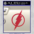 The Flash Decal Sticker DH Red Vinyl 120x120