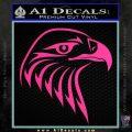 American Eagle Decal Sticker Sharp Pink Hot Vinyl 120x120