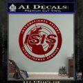 Archer ISIS Spy Logo Decal Sticker DRD Vinyl 120x120