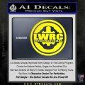 Lwrc International Firearms Decal Sticker Yellow Laptop 120x120