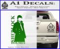 Sherlock Holmes Poster D1 Decal Sticker Green Vinyl 120x97