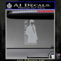 Sherlock Holmes Poster D1 Decal Sticker Grey Vinyl 120x120