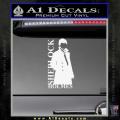Sherlock Holmes Poster D1 Decal Sticker White Vinyl 120x120