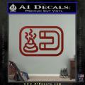 Shit Magnet D1 Decal Sticker DRD Vinyl 120x120