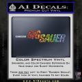 Sig Sauer Decal Sticker Wide Spectrum Vinyl 120x120