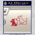 Sirius Satellite Decal Sticker Dogs 12 120x120