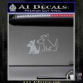Sirius Satellite Decal Sticker Dogs 15 120x120