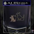 Sirius Satellite Decal Sticker Dogs 19 120x120