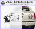 Sirius Satellite Decal Sticker Dogs 4 120x97
