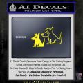 Sirius Satellite Decal Sticker Dogs 8 120x120