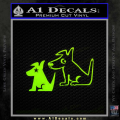 Sirius Satellite Decal Sticker Dogs 9 120x120