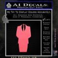 Anonymous Decal Sticker D1 Pink Emblem 120x120