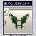 BSG Tattoo Decal Sticker Battle Star Galactica Viper Pilot D1 17 120x120