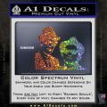 Blues Brothers Decal Sticker Glitter Sparkle 120x120